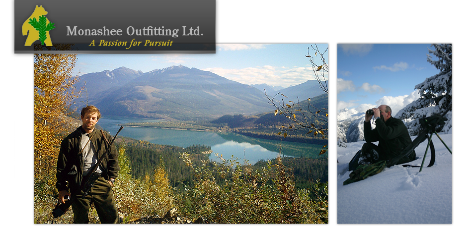 Monashee Outfitting Ltd.  - About